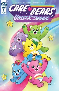 CARE BEARS UNLOCK THE MAGIC #1 (OF 3) CVR A GARBOWSKA