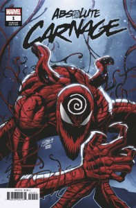 ABSOLUTE CARNAGE #1 (OF 4) LIM VAR