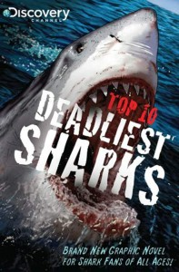 TOP 10 DEADLIEST SHARKS SC MASS MARKET ED