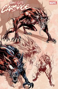ABSOLUTE CARNAGE #2 (OF 4) CHECCHETTO YOUNG GUNS VAR