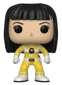 POP TV POWER RANGERS S7 TRINI VINYL FIG