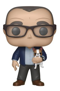 POP TV MODERN FAMILY JAY VINYL FIG