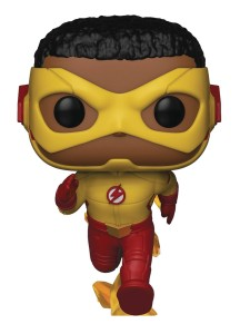 POP TV KID FLASH VINYL FIG