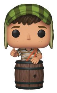 POP TV EL CHAVO EL CHAVO VINYL FIG