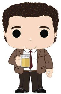 POP TV CHEERS NORM VINYL FIG