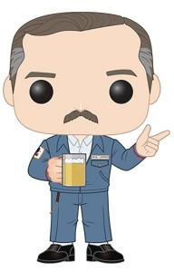 POP TV CHEERS CLIFF VINYL FIG
