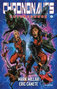 CHRONONAUTS FUTURESHOCK #1 (OF 4) CVR C CHAREST