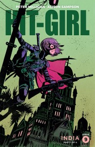 HIT-GIRL SEASON TWO #9 CVR C GREENE
