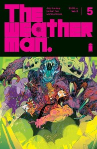 WEATHERMAN VOL 2 #5 CVR A FOX