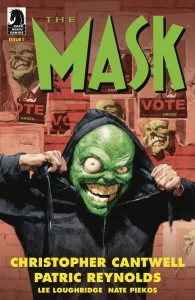 MASK I PLEDGE ALLEGIANCE TO THE MASK #1 (OF 4) CVR A REYNOLDS