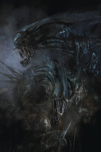 ALIENS RESCUE #4 (OF 4) CVR A DE LA TORRE
