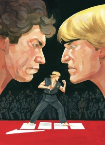 COBRA KAI KARATE KID SAGA CONTINUES #1 (OF 4) CVR A MCLEOD