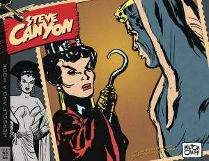 STEVE CANYON HC VOL 10 1965 - 1966