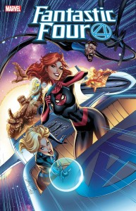 FANTASTIC FOUR #15 JSC MARY JANE VAR