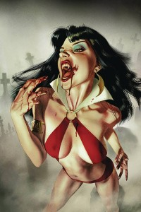 VENGEANCE OF VAMPIRELLA #1 MIDDLETON LTD VIRGIN CVR