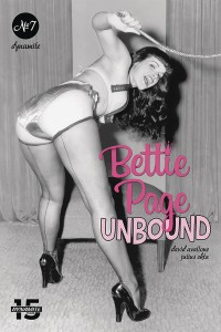BETTIE PAGE UNBOUND #7 CVR E PHOTO
