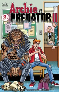 ARCHIE VS PREDATOR 2 #3 (OF 5) CVR F KENNEDY