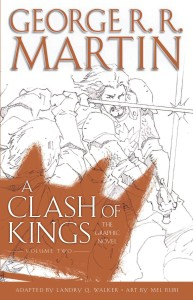 GEORGE RR MARTINS CLASH OF KINGS GN VOL 02