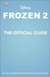 DISNEY FROZEN 2 MAGICAL GUIDE HC