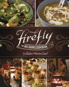 FIREFLY BIG DAMN COOKBOOK HC