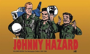 JOHNNY HAZARD DAILIES HC VOL 07 1954-1956