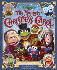 MUPPET CHRISTMAS CAROL ILLUS HOLIDAY CLASSIC HC