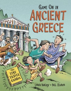 GAME ON IN ANCIENT GREECE HC GN