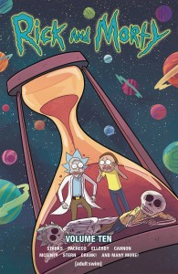 RICK & MORTY TP VOL 10