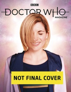 DOCTOR WHO MAGAZINE #544