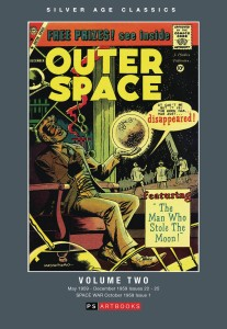 SILVER AGE CLASSICS OUTER SPACE HC VOL 02