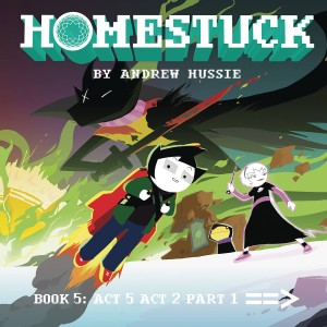 HOMESTUCK HC VOL 05 ACT 5 ACT 2 PART 1