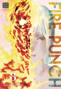 FIRE PUNCH GN VOL 08