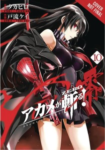AKAME GA KILL ZERO GN VOL 10