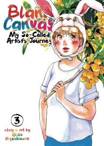 BLANK CANVAS SO CALLED ARTISTS JOURNEY GN VOL 03