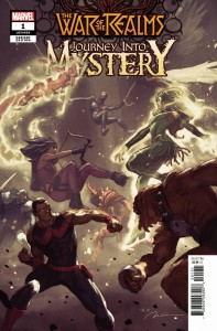 WAR OF REALMS JOURNEY INTO MYSTERY #1 (OF 5) PAREL VAR