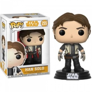 POP Star Wars Solo W1 Young Han Vinyl Figure