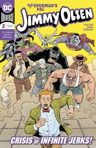 SUPERMANS PAL JIMMY OLSEN #2 (OF 12)