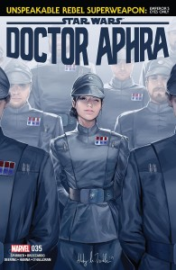 STAR WARS DOCTOR APHRA #35