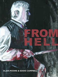 FROM HELL TP UK ART COVER