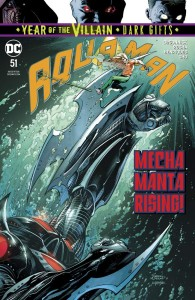 AQUAMAN #51 YOTV DARK GIFTS