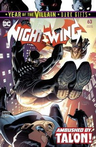 NIGHTWING #63 YOTV DARK GIFTS