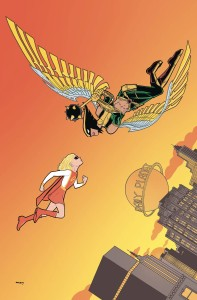 BLACK HAMMER JUSTICE LEAGUE #5 (OF 5) CVR D JARRELL