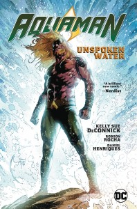 AQUAMAN TP VOL 01 UNSPOKEN WATER