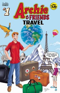 ARCHIE & FRIENDS TRAVEL #1