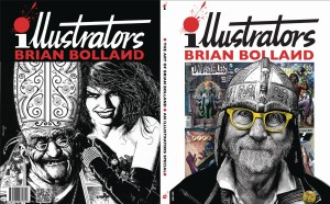 ILLUSTRATORS SPECIAL #6 ART OF BRIAN BOLLAND