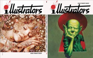 ILLUSTRATORS MAGAZINE #28
