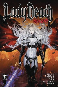 LADY DEATH RULES HC VOL 02
