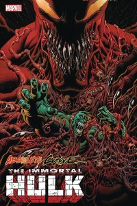 DF ABSOLUTE CARNAGE IMMORTAL HULK #1 HOTZ SGN