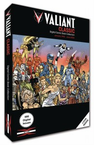 VALIANT CLASSIC DIGITAL COMIC BOOK COLLECTION