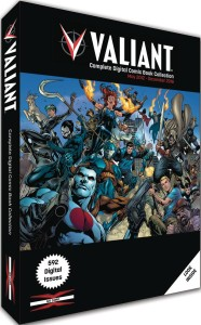 VALIANT COMP DIGITAL COMIC BOOK COLLECTION